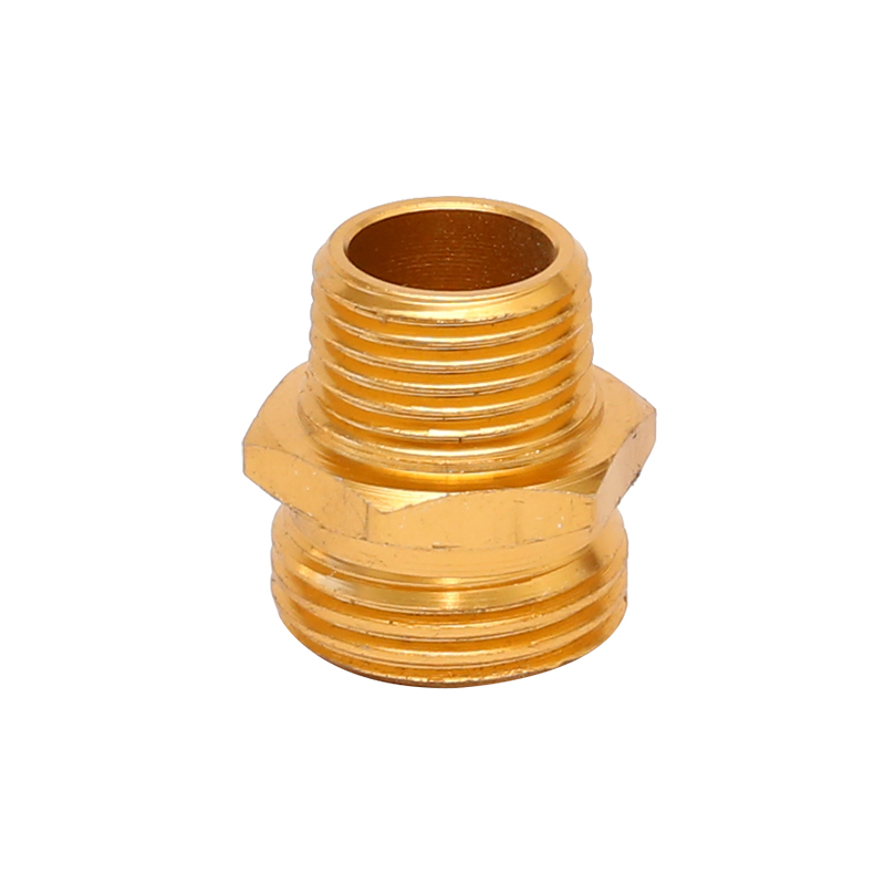 Aluminum Garden Hose Adapter,Coupling External Thread 1/2